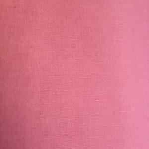 Tela Lino-Lux Rosa Coral