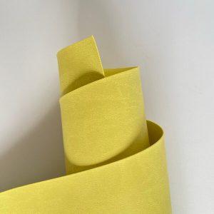 Ecopiel color amarillo