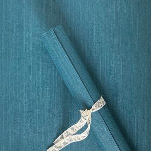 Papel Fabric Azul Oscuro