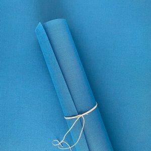 Tela De Encuadernación Azul Zafiro
